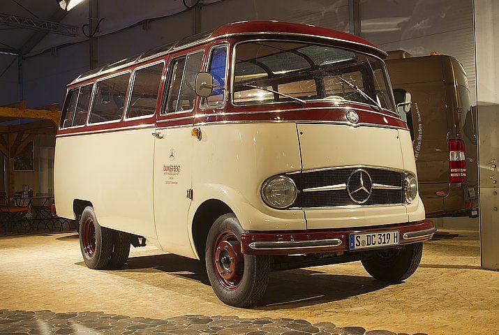 Mercedes benz o 319 d mb oldtimer trucks bus transporter for Mercedes benz 319 bus for sale