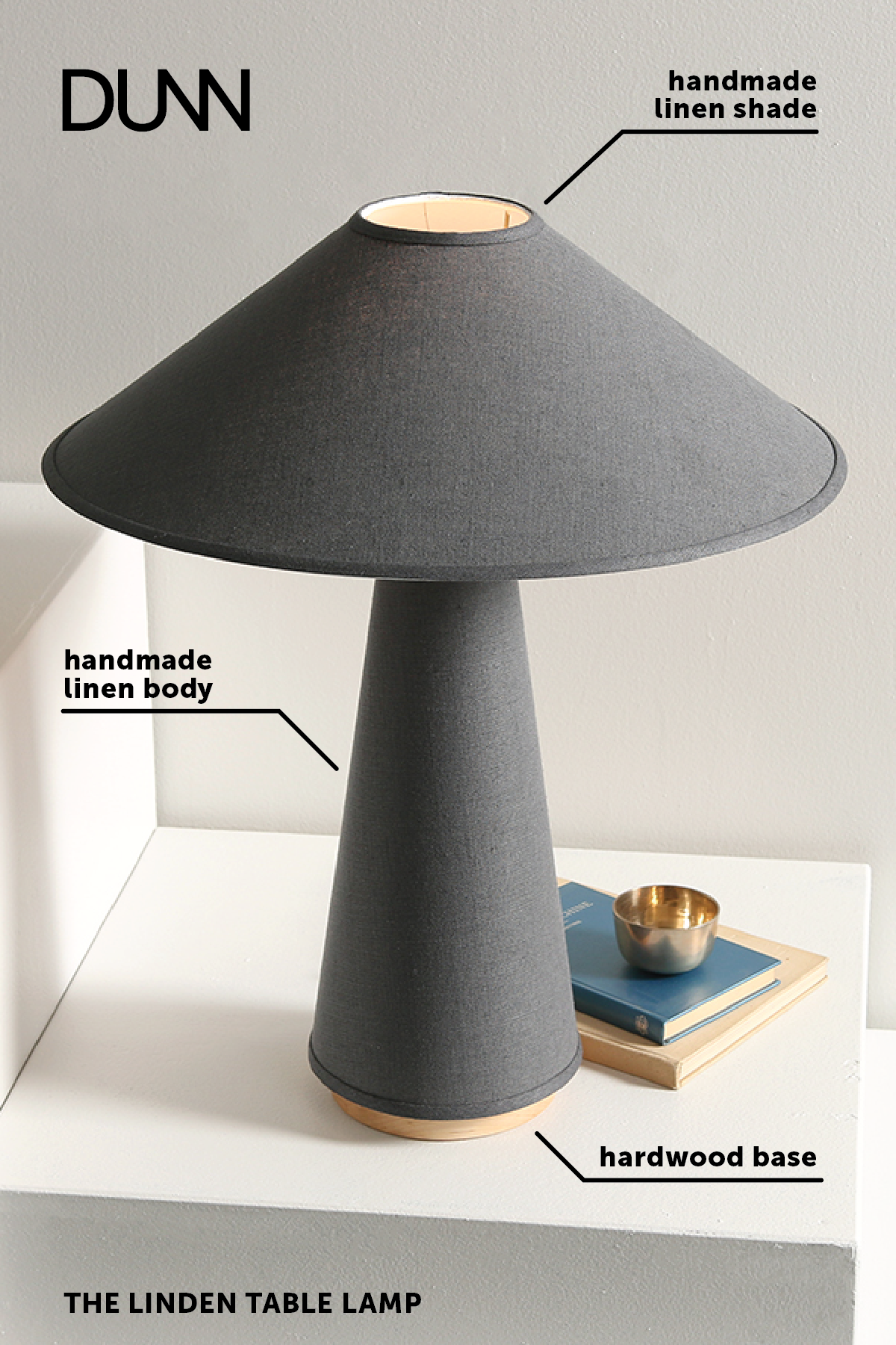 Linden Table Lamp Lamp Contemporary Table Lamps Table Lamp