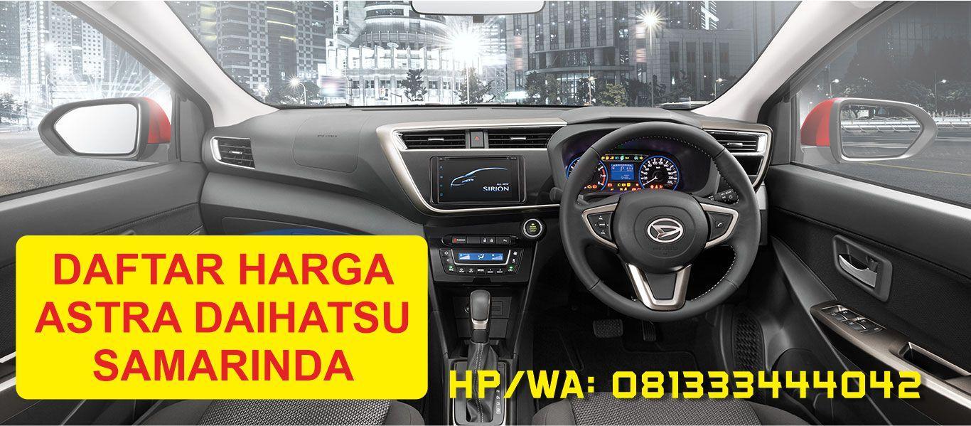 Pt Astra International Daihatsu Tbk Cabang Samarinda Yang