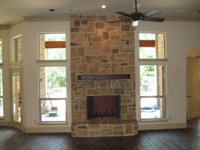 Oklahoma Chopped Fireplace