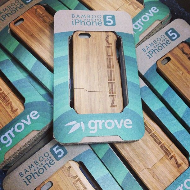Look what just arrived.    @grovemade x Vossen iPhone 5 Bamboo Cases !!!!  Limited quantities available at: www.vossenwheels.com/store - @vossen- #webstagram