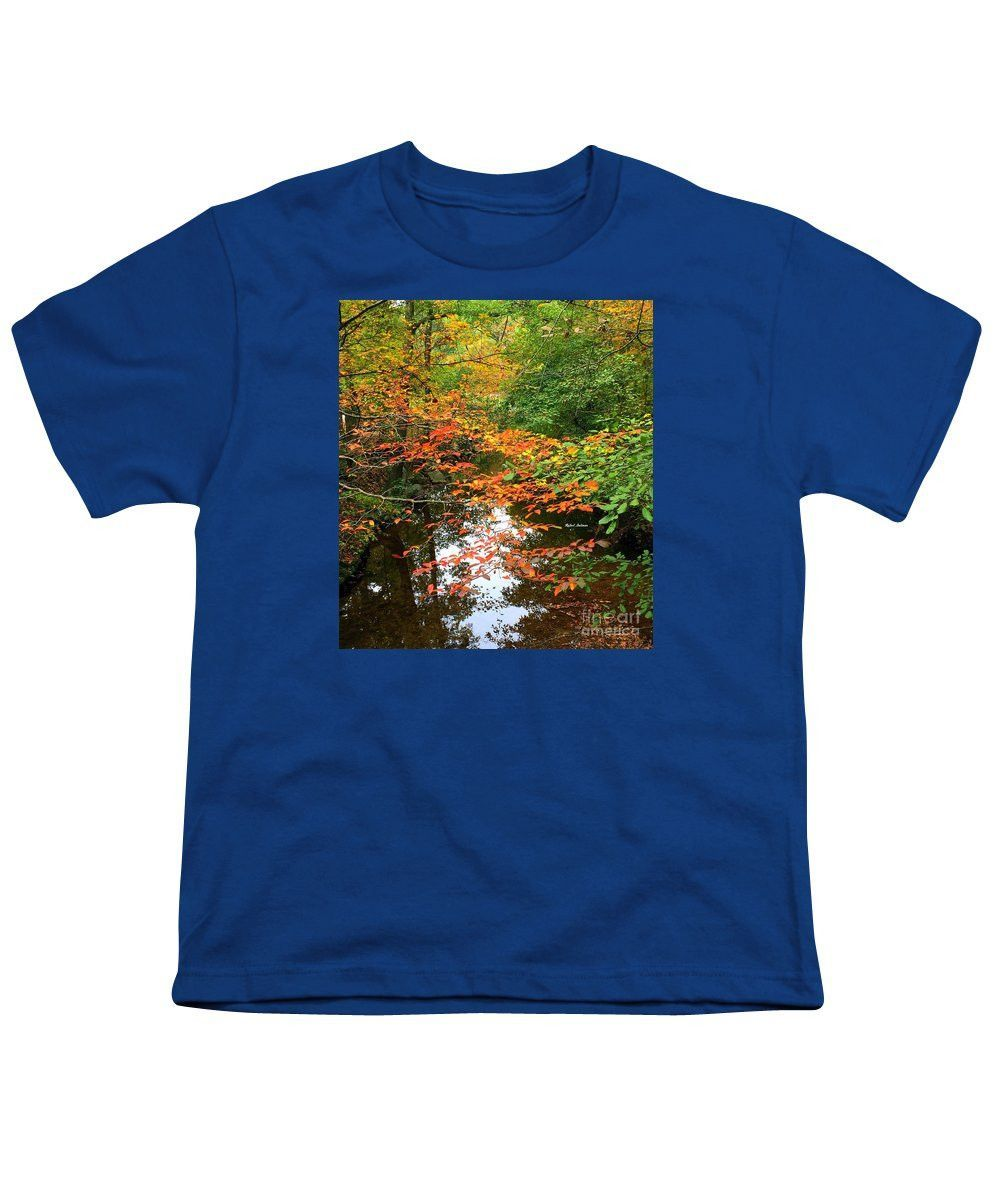 Youth T-Shirt - Fall Is In The Air