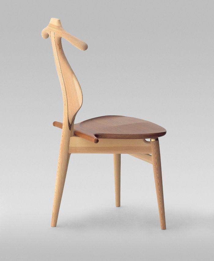 PP 250 Valet Chair par Hans Wegner   A Chair Is Still A Chair ...