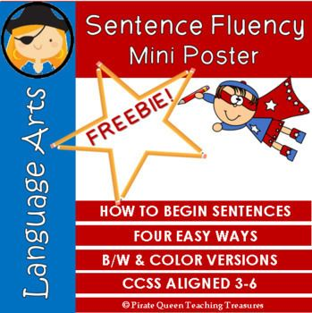 different ways to begin a sentence