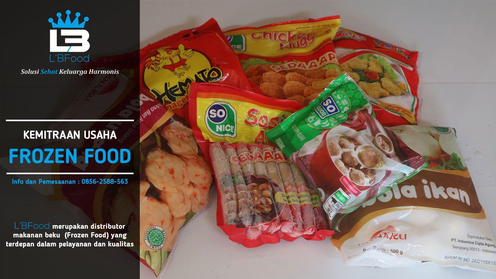 Kemitraan Usaha Frozen Food Jogja 0856 2588 563 Makanan Beku Makanan Makanan Pendamping