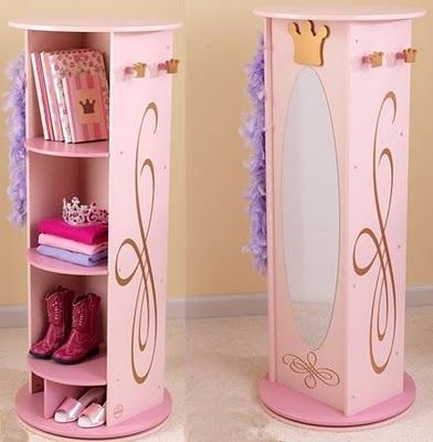 Girls Dress Up Storage | ... All Ages! New at A Kid & New at A Kid Place - Kidkraft Princess Dress Up Unit 76138 | Kids ...
