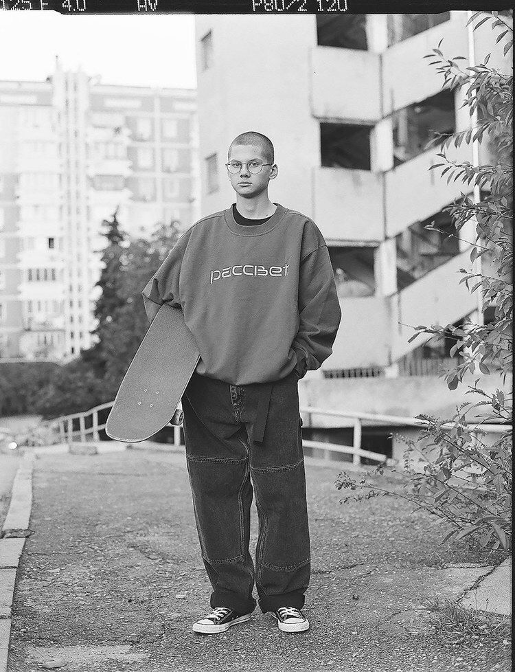 25853112e3 Baggy Clothes Grunge - Gosha Rubchinskiy Wants to Bring Back  90s Skater  Style