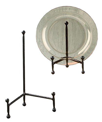 Decorative Tripod Plate Stand and Art Holder Easel in Black Finish - Enhance your apartment with this stylish Decorative Tripod Plate Stand and Art Holder ...  sc 1 st  Pinterest & Decorative Tripod Plate Stand and Art Holder Easel in Bla... https ...