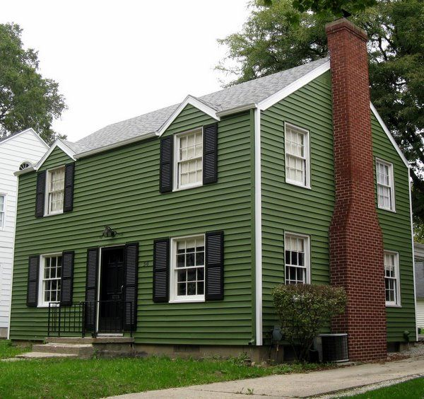 Siding Colors For Houses With Red Brick red brick houses with