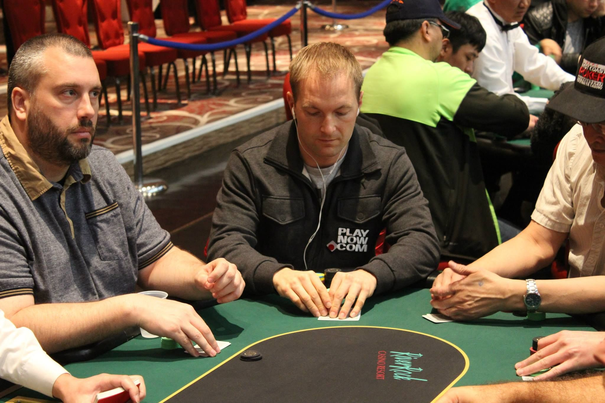 River Rock Casino Poker Tournaments