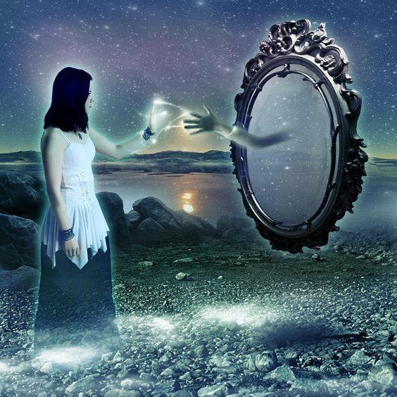 What Is A Witches Mirror Nel 2020 Interpretazione Dei Sogni Meditazione Salute E Benessere
