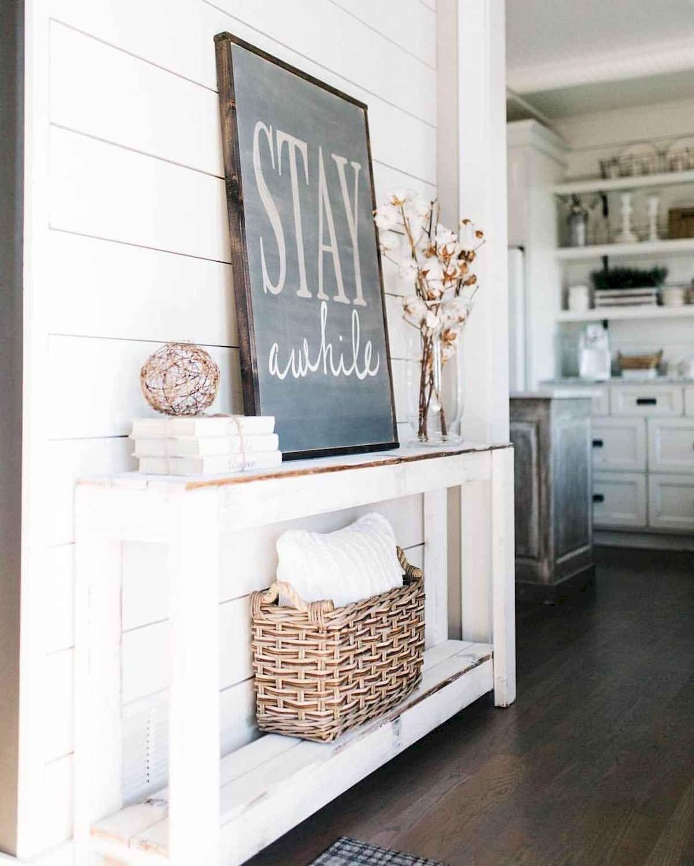 60 stunning farmhouse home decor ideas on a budget