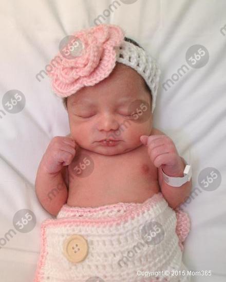 Baby Portrait Page Mom365 Portraits Newborn
