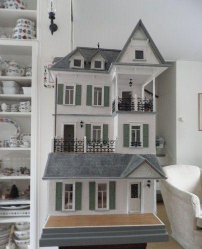 Dollhouse and miniature Lisette Villa Elisabeth punt