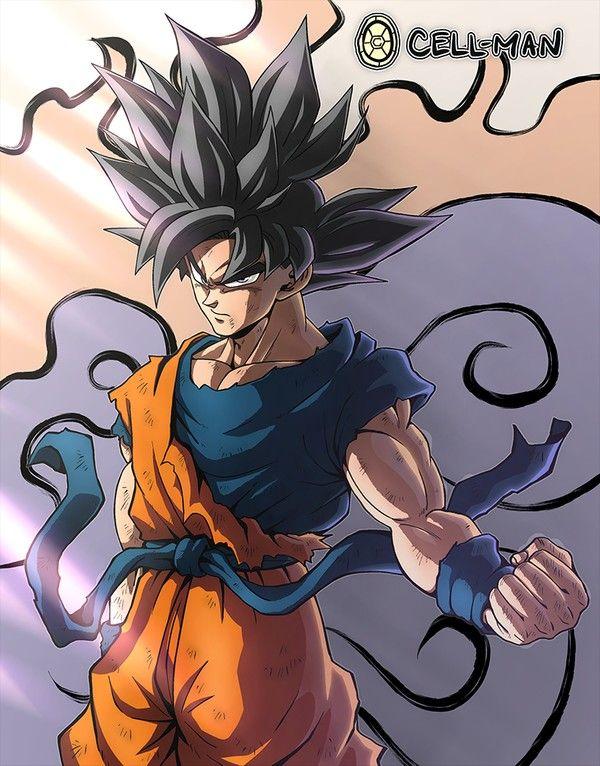 Dibujos De Anime Dragon Ball Super