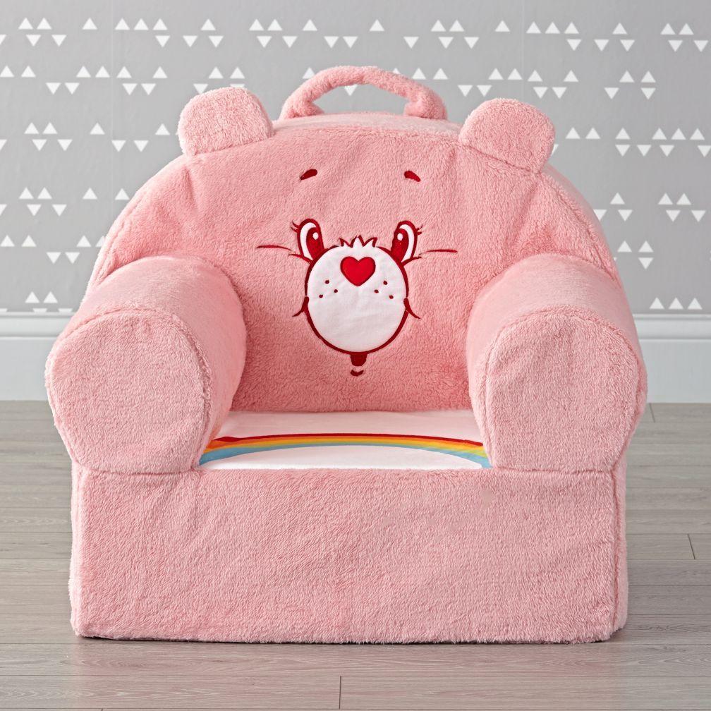 Care bears cheer bear large nod chair the land of nod
