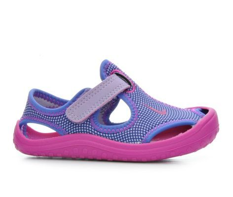 00503dcb865c Girls  Nike Infant Sunray Protect Girls 17 Water Shoes