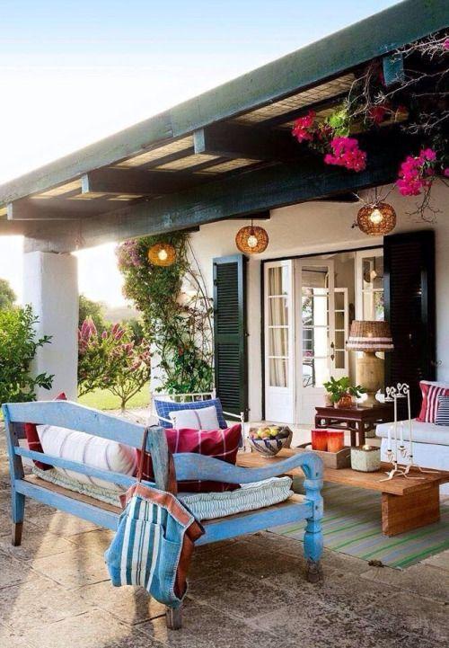 Pin by Rosangela Santos on varandas Pinterest Backyard, Paint