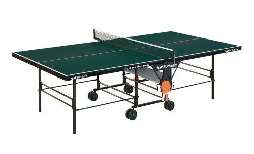 Butterfly Tr26 Playback Rollaway Table Tennis Table Green Details At Http Youzones Com Butterf Table Tennis Equipment Table Tennis Outdoor Ping Pong Table