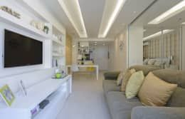10 diseños de repisas de yeso ¡perfectas para casas modernas!  c721cc0b68b1