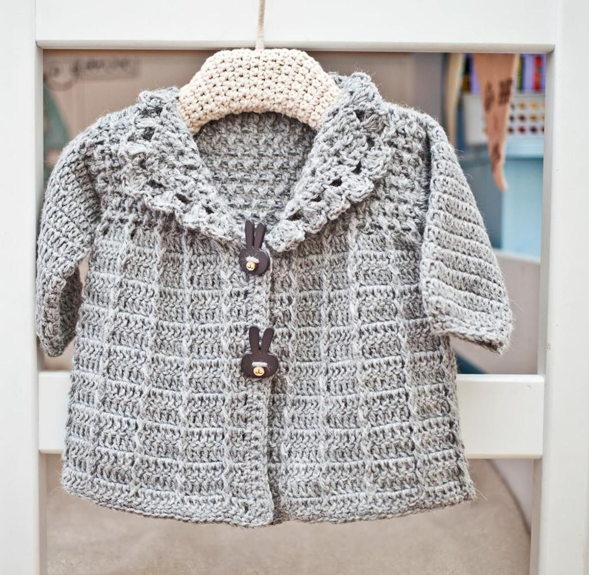 Crochet baby toddler jacket crochet baby crochet and babies crochet baby toddler jacket bankloansurffo Image collections