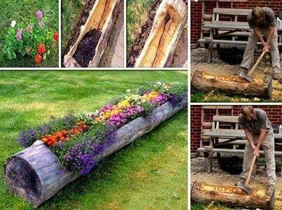 Ideas Para Jardin Y Casa Reciclage Pinterest