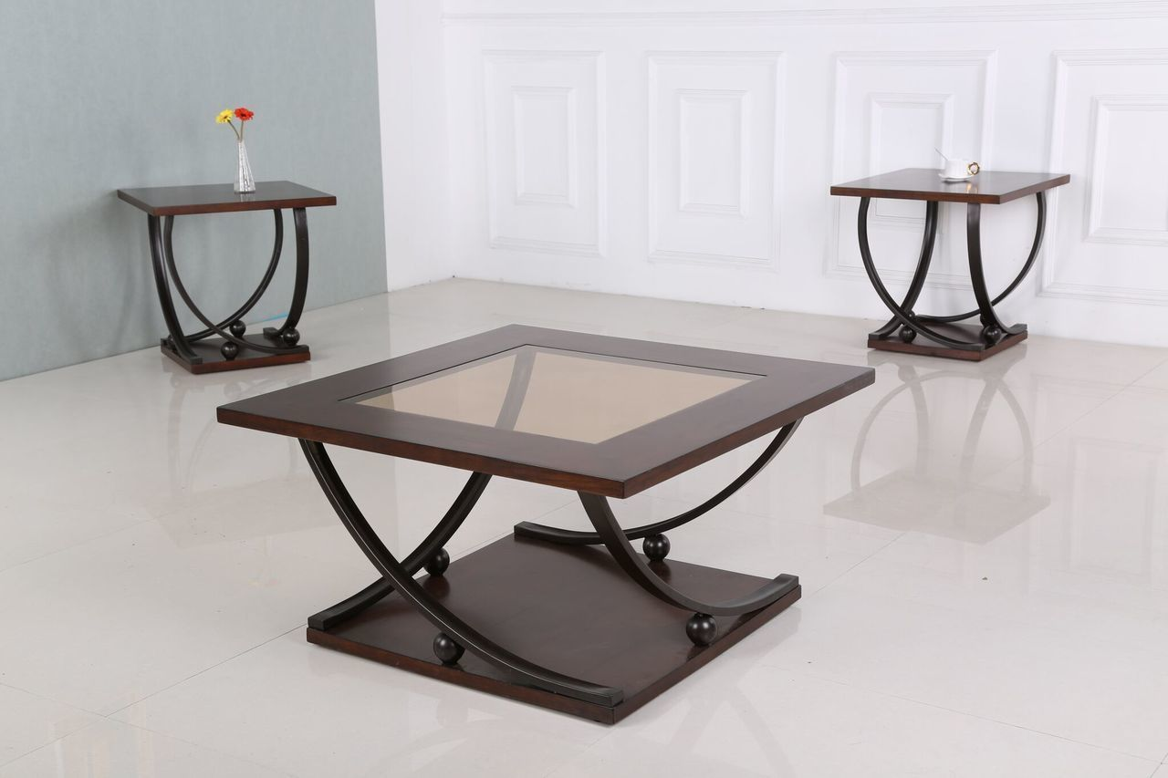 Generation Trade 3 Pc Chelsea Brown Coffee End Table Set Coffee And End Tables End Table Sets End Tables [ 853 x 1280 Pixel ]
