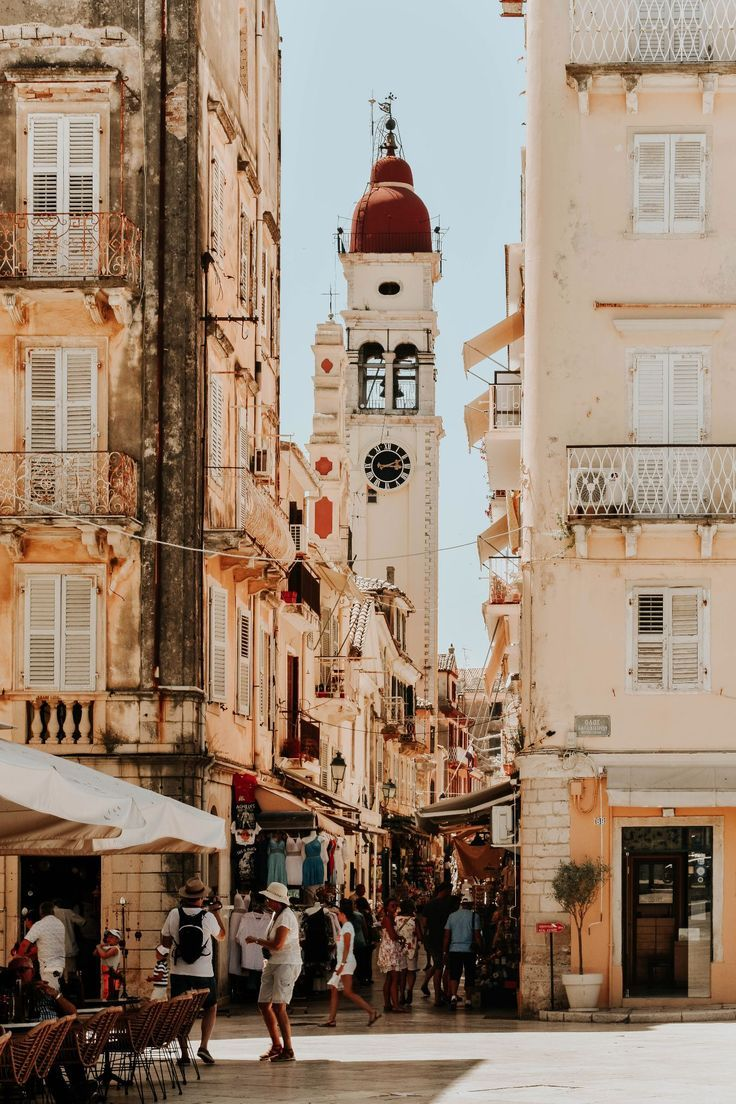 11 Reasons to Travel to Corfu, Greece #travel