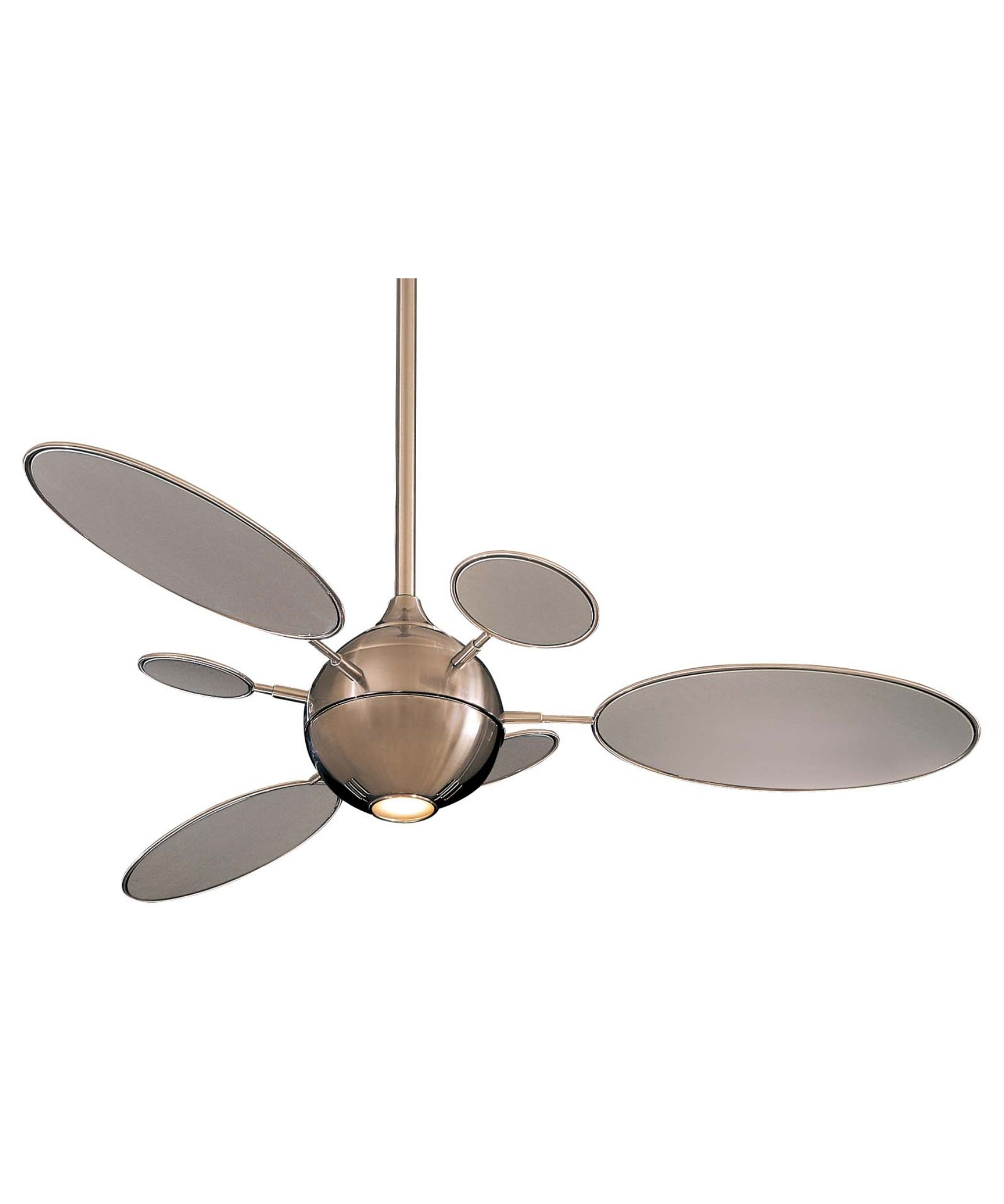 Cirque 54 Inch Ceiling Fan With Light Kit By Minka Aire Ceiling