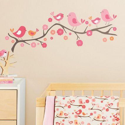 Ideas para decorar paredes de habitaciones infantiles - Pintar paredes infantiles ...