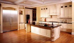 Kitchen Set Minimalis Klasik Modern Diproduksi Meggunakan Bahan Baku Mahoni Solid Yang D Prefab Kitchen Cabinets Cheap Kitchen Cabinets Glazed Kitchen Cabinets