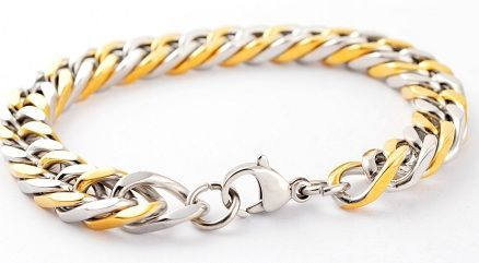 4844e52aa 15 Indian Mens Bracelet Designs in Gold | Bracelet Designs | Mens ...