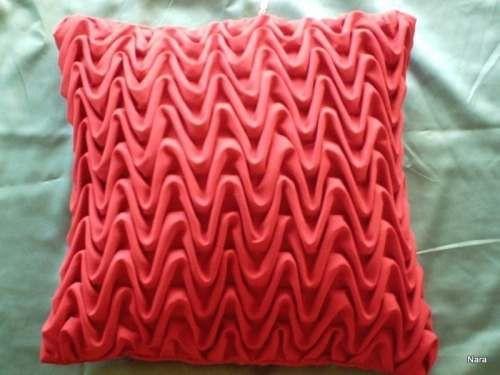 Patrones para cojines drapeados   Imagui | Smocking Ideas | Pinterest