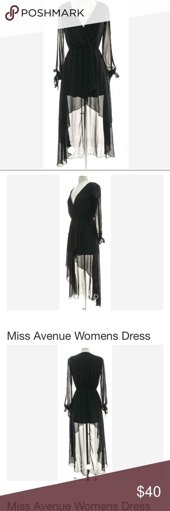 Enchanting Sheer Overlay Black Dress Black Dress Dresses Sheer Dress [ 1740 x 580 Pixel ]