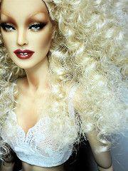 """""""Easter Bunny..."""" (ZUPAMODOLLZ) Tags: mannequin dolls bjd deva repaint supermodell devadolls devadoll minniquin"""