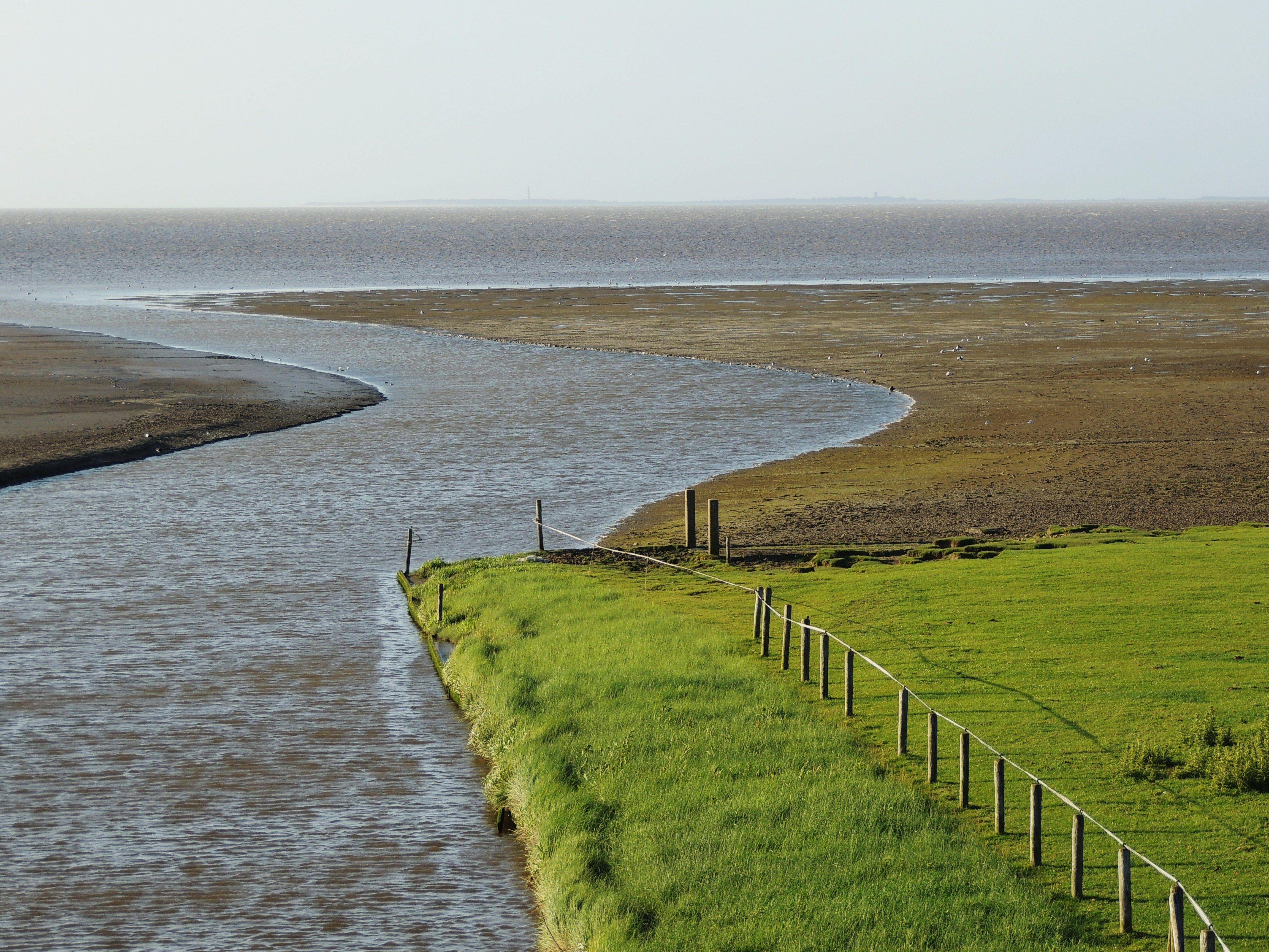 Unesco Werelderfgoed Bij Zwarte Haan De Wadden Friesland The Netherlands Eigen Foto Foto Dorpjes