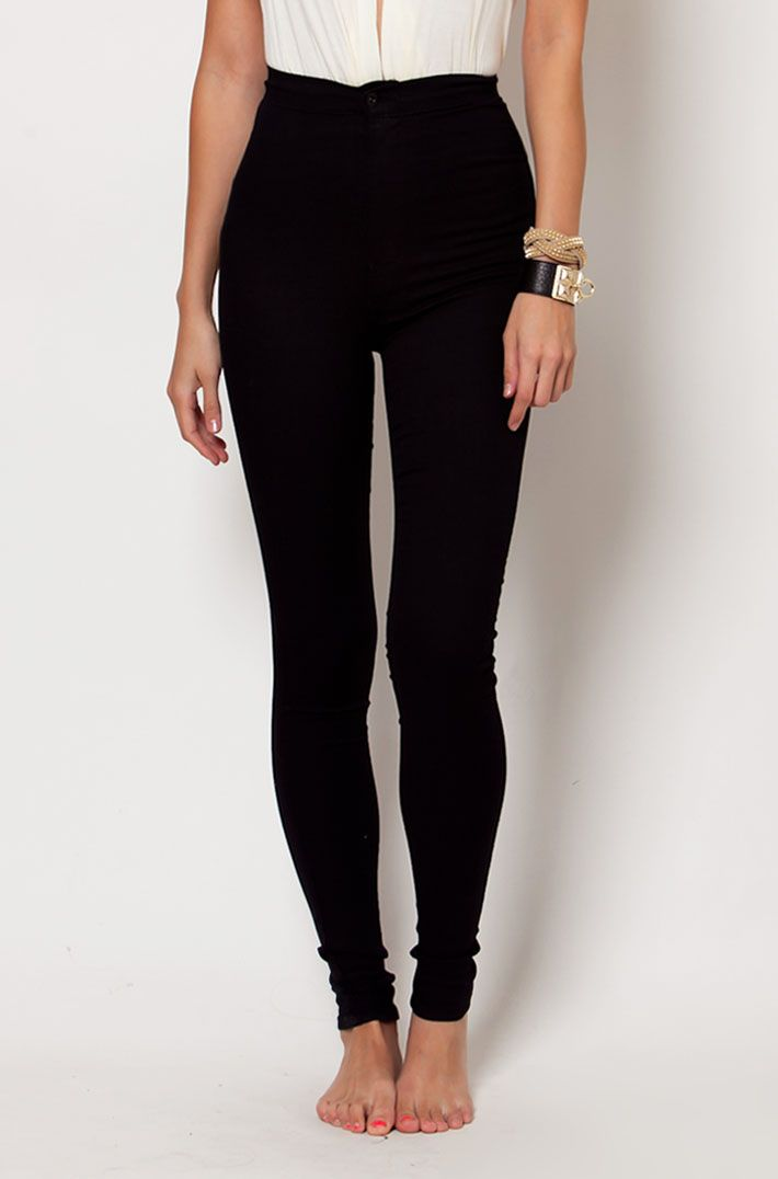 Hunting for some super high waist skinnies!!! Super high waist ...
