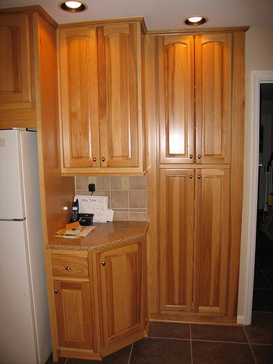 Hickory Cabinets With Quartz Countertops | ... Oh Hickory Cabinets Quartz  Countertops Scroll Down