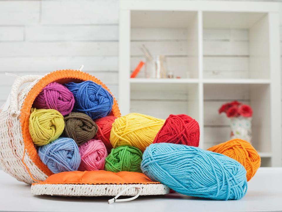 Lion Brand Kitchen Cotton Yarn None