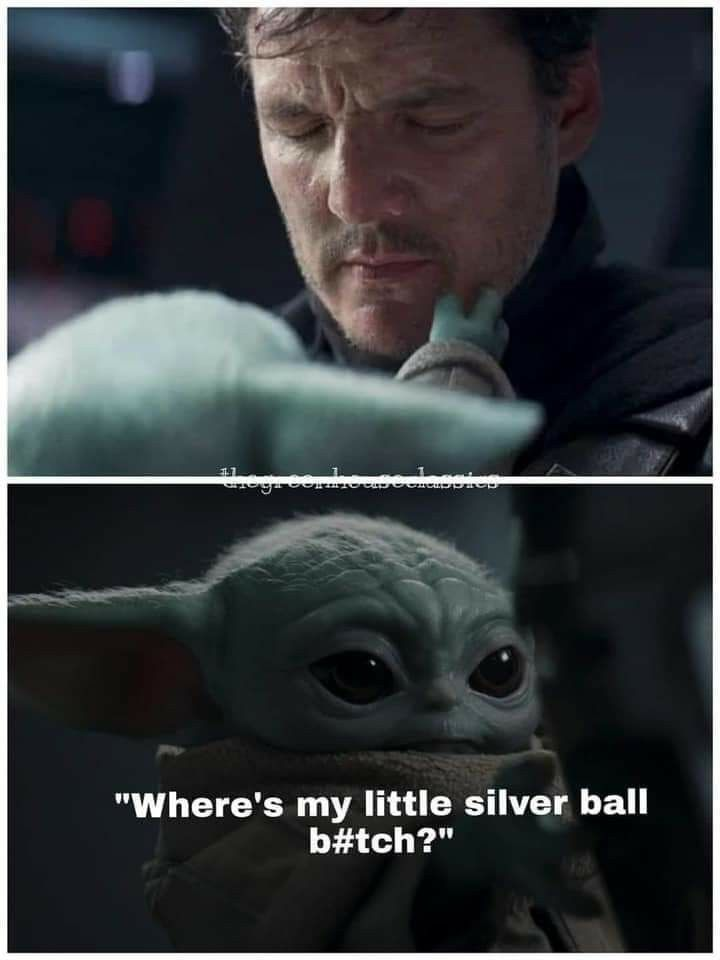 Pin By Wendy O Connor On Baby Yoda In 2021 Yoda Dr Evil My Images
