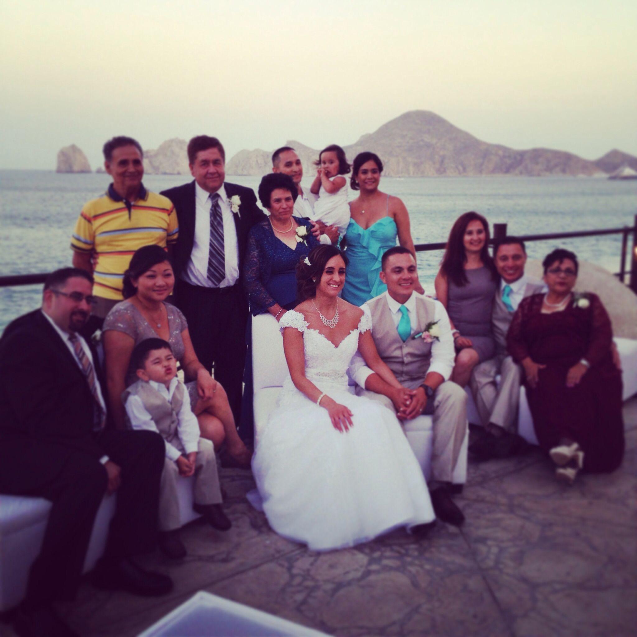 Cabo San Lucas, Mexico. Destination wedding. Wedding dj