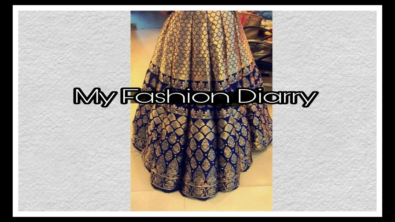 0381485f52 BOX PLEATED LONG SKIRT WITH UMBRELLA PATTERN - YouTube | Sewing ...