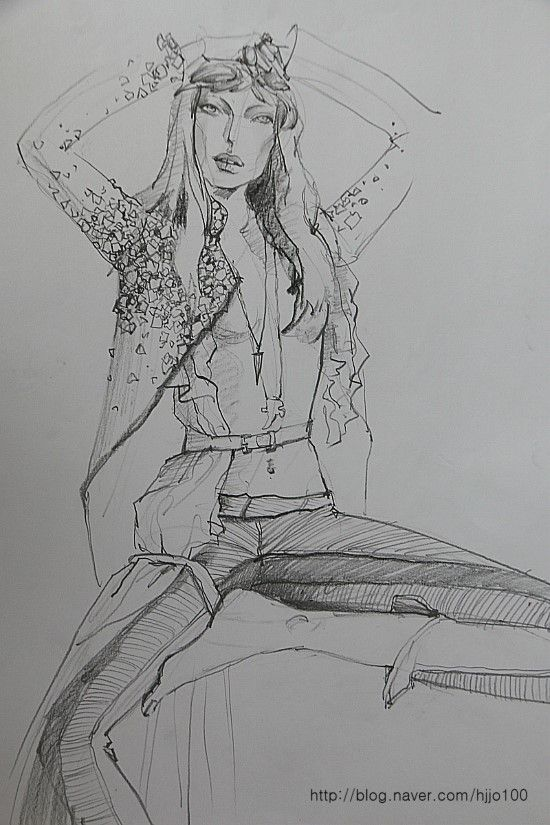 #fashion illust#fashion illustration#패션일러스트#아트앤조#hjjo100@naver.com