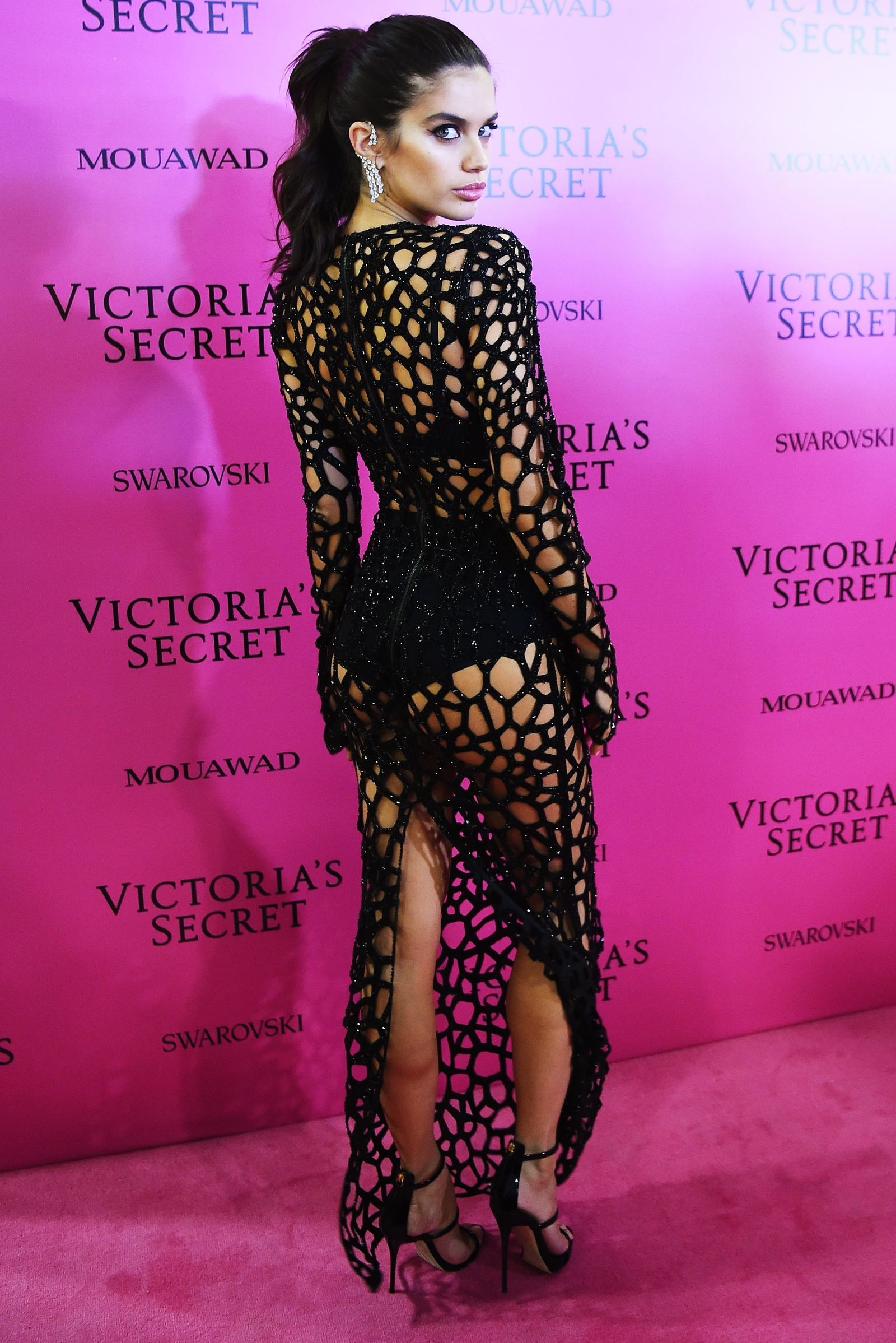The 17 Nakedest Looks From the Victoria\'s Secret Fashion Show ...
