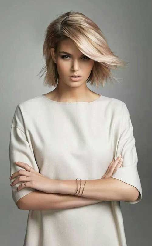 Cute Short Curly Frizzy Hairstyle Back View New Short ...