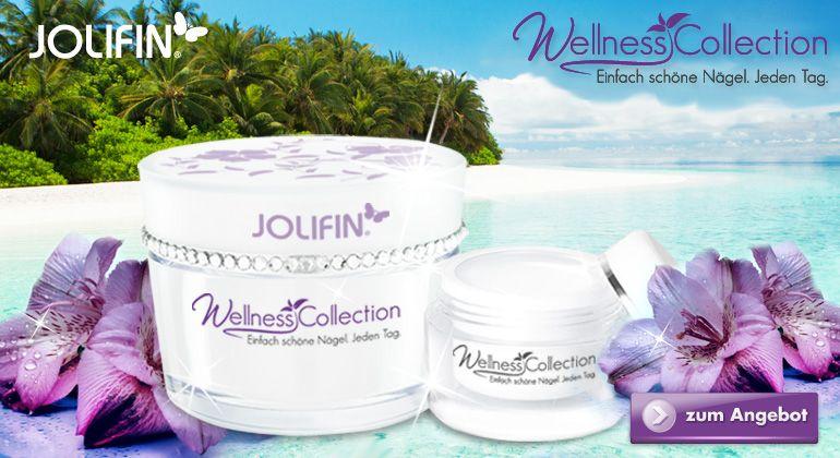 Jolifin Wellness Collection - Die Gelserie für alle Fälle! #Jolifin #Naildesign #Nailart