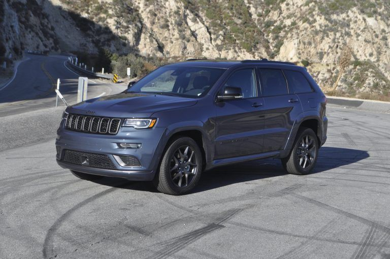 2020 Jeep Grand Cherokee Limited X 4x4 Review A Aging Stalwart In 2020 Jeep Grand Cherokee Limited Jeep