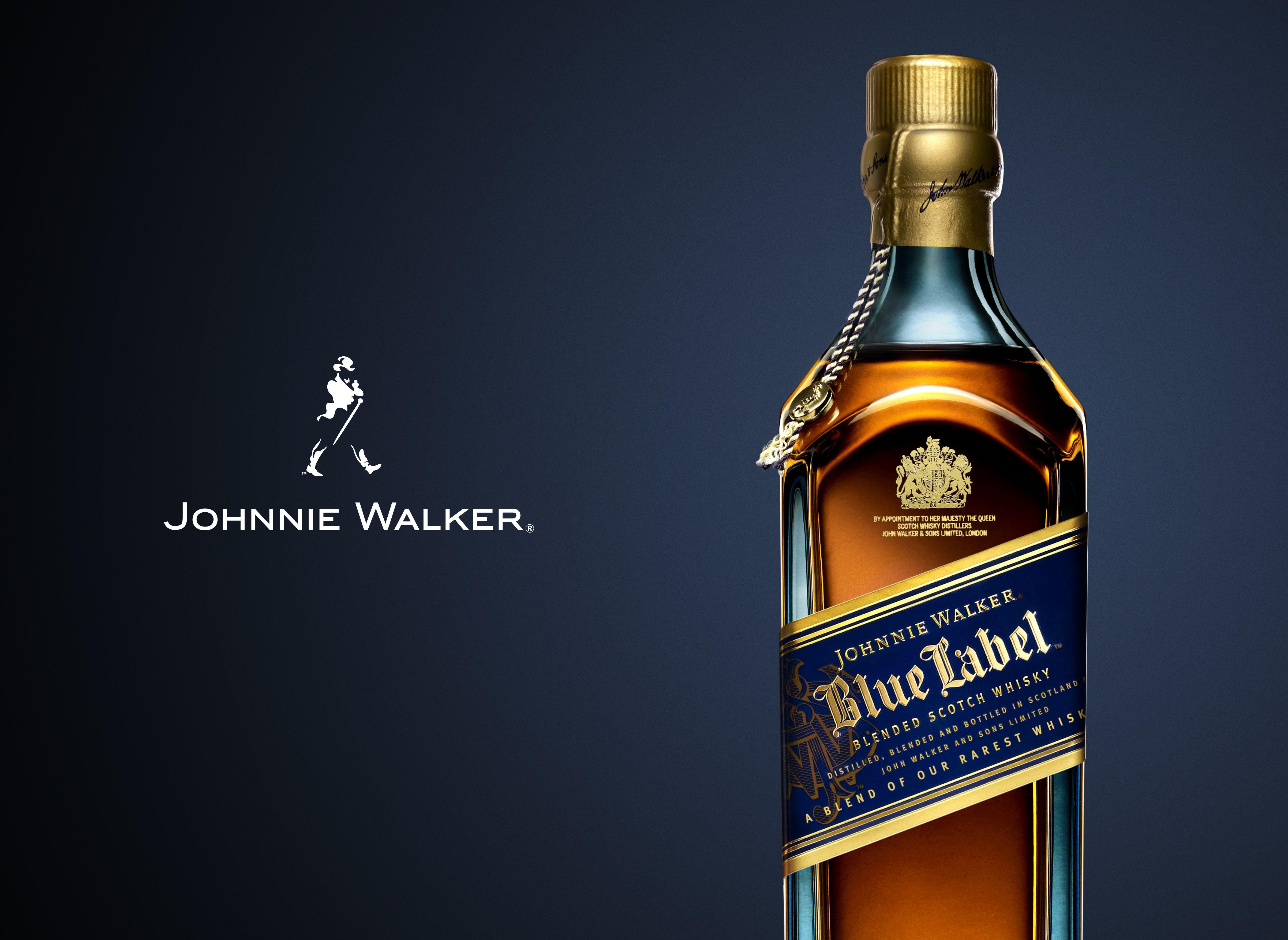 johnnie walker blue whiskies cotton club bilbao pinterest whisky. Black Bedroom Furniture Sets. Home Design Ideas