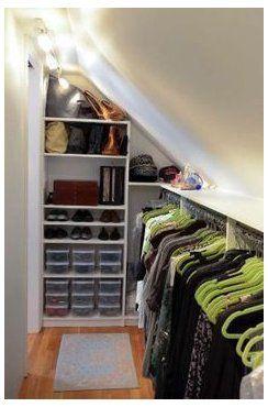 attic loft bedroom slanted wall Exclusive