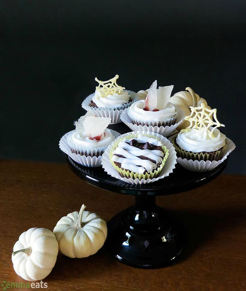 24 Halloween Cupcakes That Are Almost Too Cute to Eat